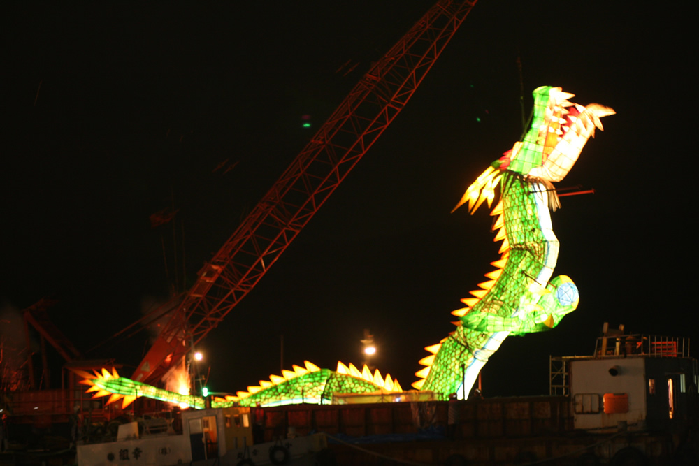 2006年「大燈籠」